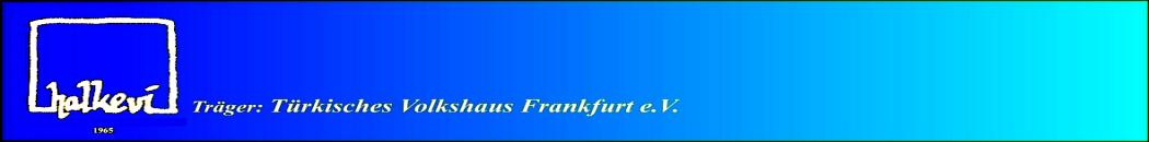 Türkisches Volkshaus Frankfurt e.V